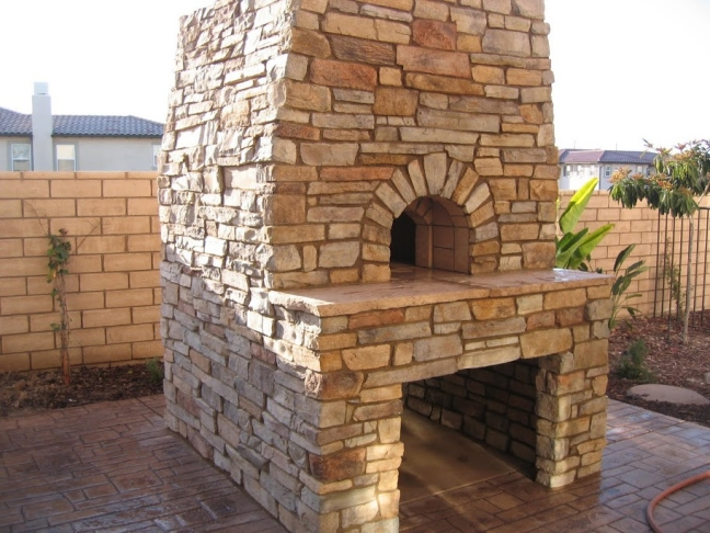San Diego Custom Masonry Photo Gallery San Diego Custom Masonry Photos