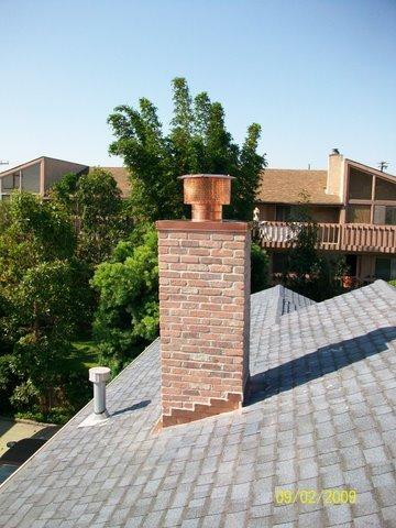 Design Chimney san diego brick chimneys photos - custom masonry and fireplace