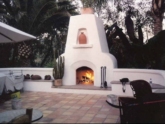 Photos Of San Diego Outdoor Chimneys And Fireplaces Custom Masonry And Fire
