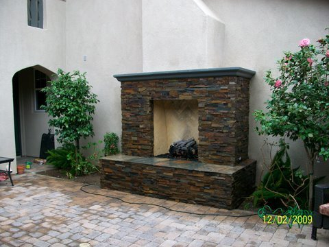 Photos Of San Diego Outdoor Chimneys And Fireplaces Custom Masonry And Fireplace Design Of San