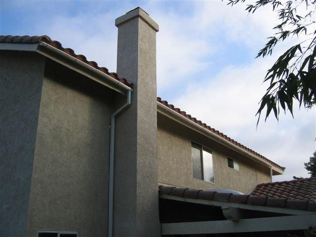 San Diego Stucco Chimneys Photos Custom Masonry And