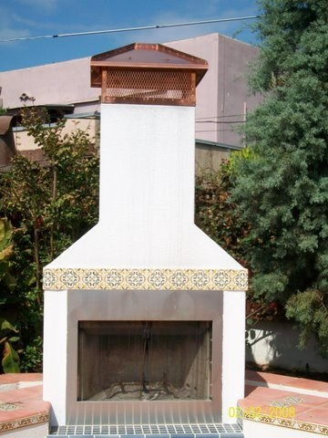 San Diego Stucco Chimneys Photos Custom Masonry And