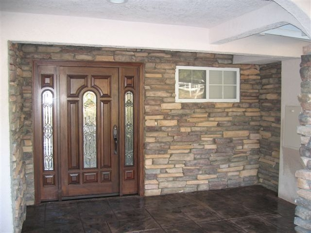 San Diego Masonry Facades Custom Masonry And Fireplace