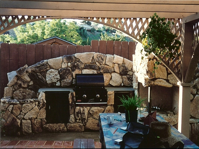 san diego outdoor masonry fireplaces bbqs pizza ovens