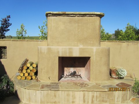 San Diego Outdoor Fireplaces And Bbqs Photos Page 2