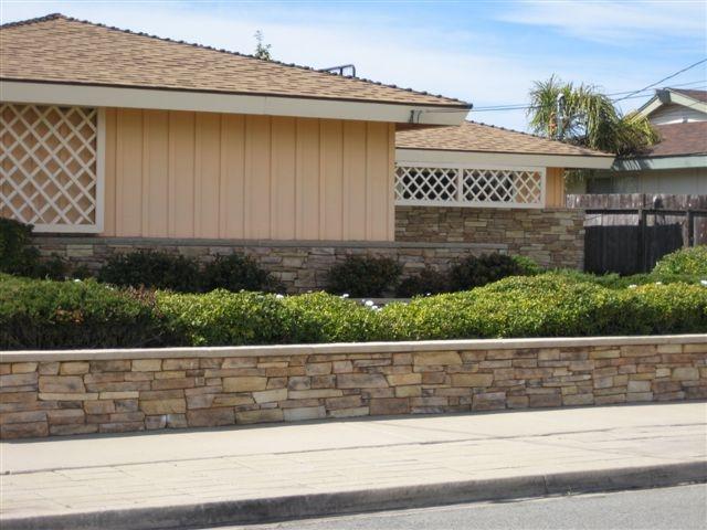 San Diego Wainscots And Walls Custom Masonry And Fireplace Design Of San Diego