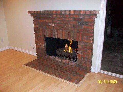 San Diego Brick Fireplaces Page 2 Custom Masonry And Fireplace Design Of San Diego