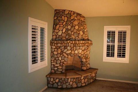 Stone Fireplaces Photos in San Diego Page 4 Custom Masonry and
