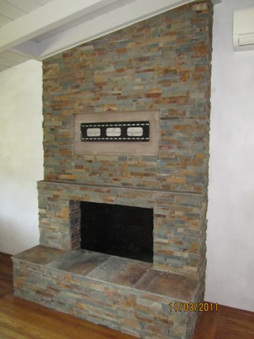 Stone Fireplaces Photos In San Diego Page 7 Custom Masonry And Fireplace Design Of San Diego