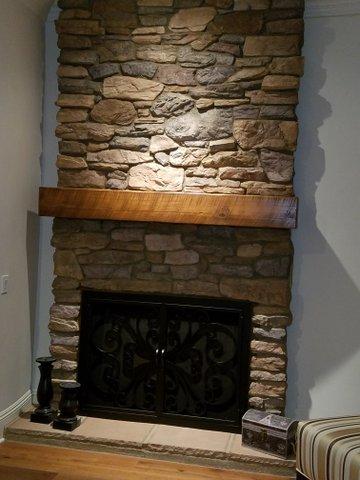 Stone Fireplaces Photos In San Diego Page 8 Custom Masonry And