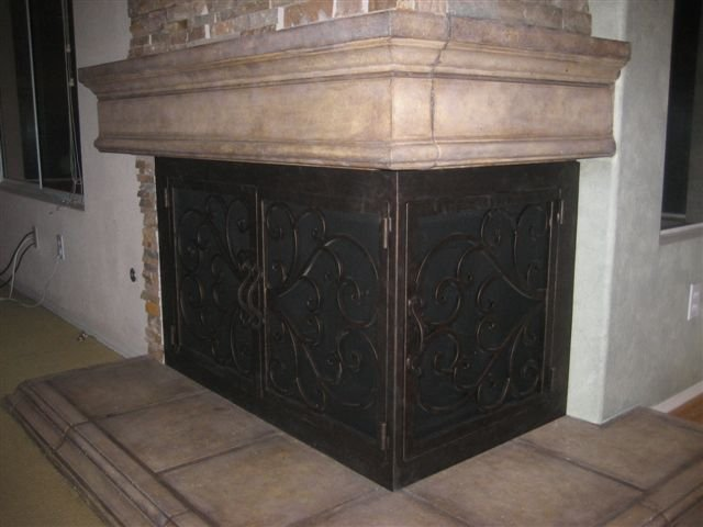 Stone Fireplaces Photos In San Diego Page 2 Custom Masonry And Fireplace De