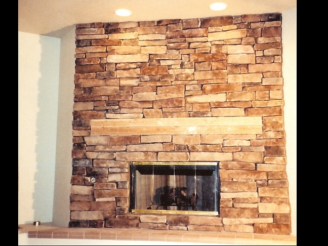 Stone Fireplaces Photos In San Diego Custom Masonry And Fireplace Design Of San Diego