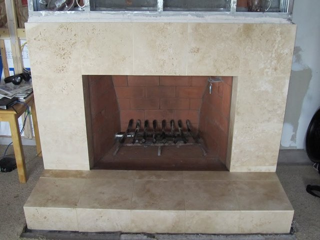 fireplace raised hearth. Marble Tile Face Fireplace and raised hearth Photos from San Diego Page 3  Custom Masonry