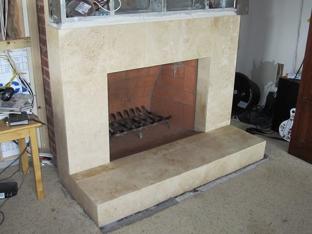 Tile Fireplace Photos From San Diego Page 3 Custom Masonry And Fireplace Design Of San Diego