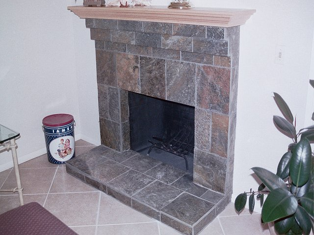 Tile Fireplace Photos Custom Masonry and Fireplace Design serving San Diego County. Fireplace and Chimney construction and repair in San Diego.