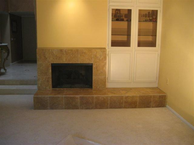 San Diego Tile Fireplace Photos Custom Masonry And Fireplace Design Of San Diego