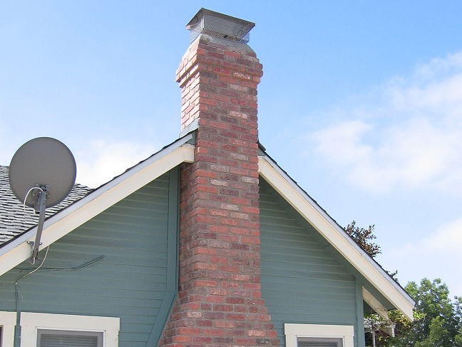 Chimney Cap Design : San diego chimney gallery custom masonry and fireplace