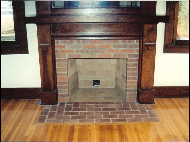 San Diego Brick Fireplaces Custom Masonry And Fireplace